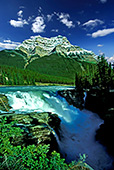 Canada, Athabasca Falls, Jasper National Park Area Alberta Photo Nr.: can011