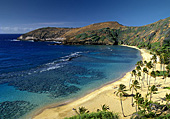 Hawaii, Island Oahu, Hanauma Bay Marine Life Sanctuary, Photo Nr.: haw001
