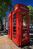 London, Westminster Red telephone box, Photo Nr.:london074