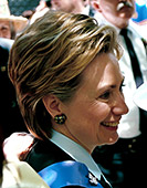 USA, New York City, Hillary Clinton, Photo Nr: nyc010
