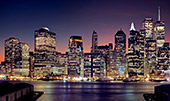 USA, New York City, Skyline, view from Brooklyn, Photo Nr: nyc031