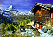 Switzerland, Schweiz, Matterhorn, Riffelalp, (Walliser Alps), Photo Nr.: swiss001