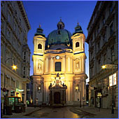Austria, Vienna, Peterskirche (Church), Photo Nr.: W21