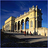 Austria, Vienna, Gloriette, Photo Nr.: W37