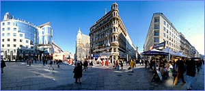 Austria, Vienna, Stephansplatz, Photo Nr.: W727