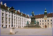 Austria, Vienna, Hofburg, Photo Nr.: W1297
