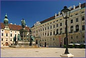 Austria, Vienna, Hofburg, Photo Nr.: W1298