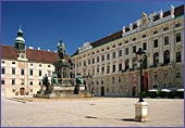 Austria, Vienna, Hofburg, Photo Nr.: W1299