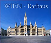 Austria, Vienna, Rathaus, Photo Nr.: W1353