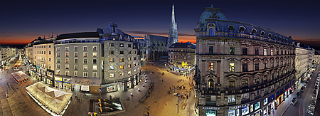 Vienna at Night, Photo Nr.: W5552