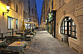 Vienna, Naglergasse, Photo Nr.: W5640