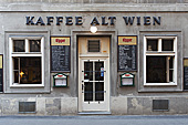 Vienna, Cafe Alt, Photo Nr.: W5691