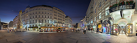 Vienna, Am Graben, Photo Nr.: W5773