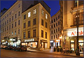 Vienna, Naglergasse, Photo Nr.: W2385