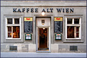 Vienna, Kaffee Alt Wien, Photo Nr.: W2393