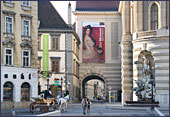 Vienna, Michaelerplatz, Photo Nr.: W2394