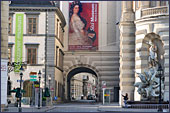Vienna, Michaelerplatz, Photo Nr.: W2395