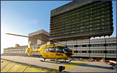 Vienna, AKH- Emergency Helicopter, Photo Nr.: W2408