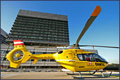 Vienna, AKH- Emergency Helicopter, Photo Nr.: W2409