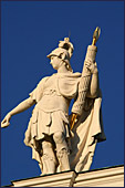 Vienna, Hofburg, Statue, Photo Nr.: W2796