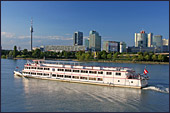 Vienna, Neue Donau, Photo Nr.: W3215