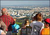 Vienna, View from Kahlenberg, Photo Nr.: W3599