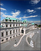 Vienna, Belvedere, Photo Nr.: W3605