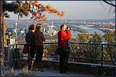 Vienna, View from Leopoldsberg, Photo Nr.: W3962
