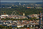 Vienna, View from Kobenzl, Photo Nr.: W3964
