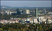 Vienna, View from Kobenzl, Photo Nr.: W3967