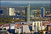 Vienna, View from Kobenzl, Photo Nr.: W3968