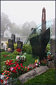 Vienna, Zentralfriedhof, Falco Grab, Photo Nr.: W4020