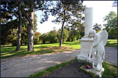 Vienna, Sankt Marx Friedhof, Mozart grab, Photo Nr.: W4031