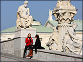 Vienna, Parlament, Photo Nr.: W4191