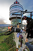 Vienna, Bungee Jumping, Donauturm, Photo Nr.: W4700