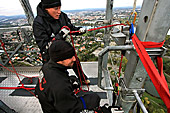 Vienna, Bungee Jumping, Donauturm, Photo Nr.: W4702