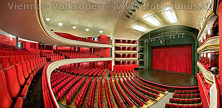Vienna, Volksoper, Photo Nr.: W5174