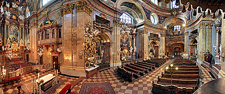 Vienna, Peterskirche, Photo Nr.: W5226