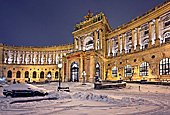 Vienna, Hofburg,  Photo Nr.: W5314