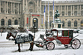 Vienna, Hofburg, Photo Nr.: W5437