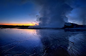 Yellowstone National Park, Grand Prismatic Spring, Photo Nr.: y010