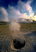 Yellowstone National Park, Black Sand Basin, Photo Nr.: y057