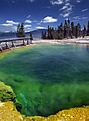 Yellowstone National Park, West Thumb Basin, Yellowstone Lake, Photo Nr.: y129