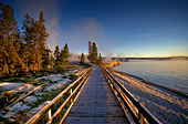 Yellowstone National Park, West Thumb Basin, Yellowstone Lake, Photo Nr.: y140