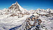 Switzerland/Italy, Matterhorn Area, Photo Nr.: a0656