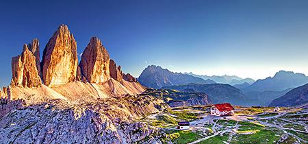 Sudtirol Dolomiten Fotos Bilder Foto Drei Zinnen Dolomites