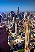 Chicago, View from John Hancock Tower, Photo Nr.: chic006