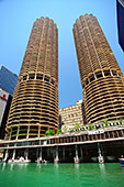 Chicago, Marina City, Photo Nr.: chic009