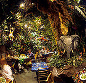 Chicago, Rainforest Cafe (Restaurant), Photo Nr.: chic032