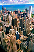 Chicago, View from Sears Tower, Photo Nr.: chic052